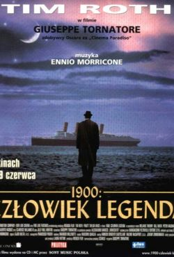 1900: Człowiek legenda / La leggenda del pianista sull'oceano