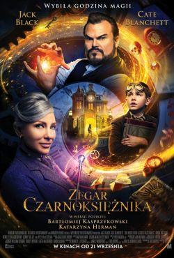 Zegar czarnoksiężnika / The House with a Clock in its Walls