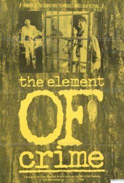 Element zbrodni / Forbrydelsens Element