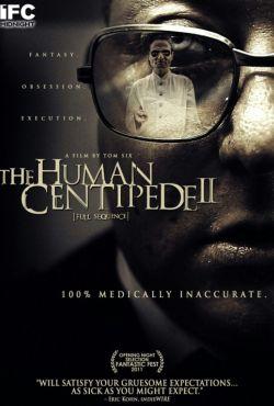 Ludzka stonoga 2 / The Human Centipede II (Full Sequence)