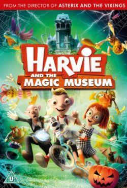 Magiczne muzeum / Hurvínek a kouzelné muzeum