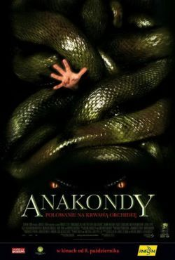 Anakondy: Polowanie na Krwawą Orchideę / Anacondas: The Hunt for the Blood Orchid