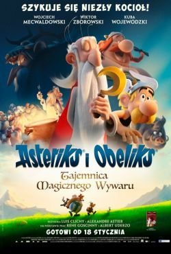 Asteriks i Obeliks. Tajemnica magicznego wywaru / Astérix - Le Secret de la potion magique
