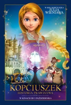 Kopciuszek. Historia prawdziwa / Cinderella and the Secret Prince