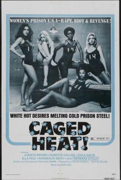 Więzienna gorączka / Caged Heat