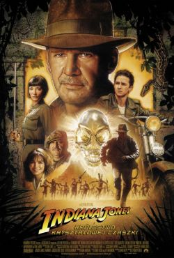 Indiana Jones i Królestwo Kryształowej Czaszki / Indiana Jones and the Kingdom of the Crystal Skull
