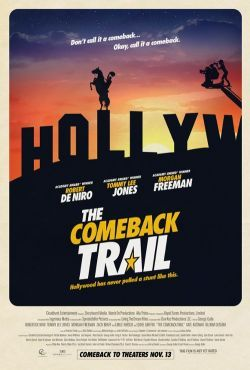 Cwaniaki z Hollywood / The Comeback Trail