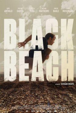 Czarna plaża / Black Beach