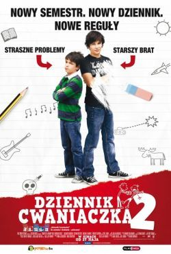 Dziennik cwaniaczka 2 / Diary of a Wimpy Kid: Rodrick Rules