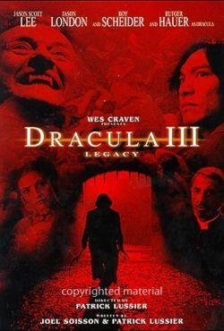 Dracula III: Dziedzictwo / Dracula III: Legacy