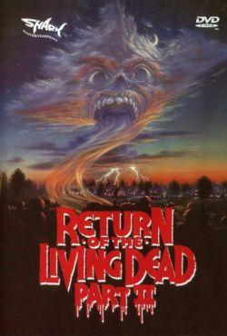 Powrót żywych trupów 2 / Return of the Living Dead II