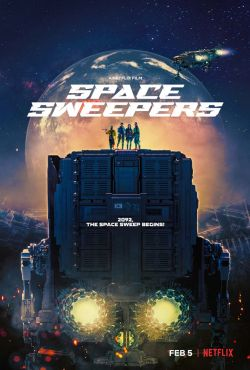 Space Sweepers / Seung-ri-ho