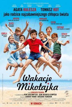 Wakacje Mikołajka / Les vacances du petit Nicolas