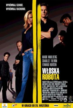 Włoska robota / The Italian Job
