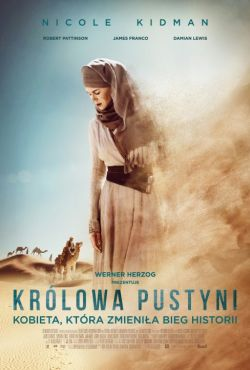 Królowa pustyni / Queen of the Desert