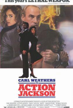 Szalony Jackson / Action Jackson
