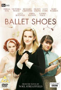 Zaczarowane baletki / Ballet Shoes