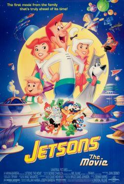 Jetsonowie: Na orbitującej asteroidzie / Jetsons: The Movie