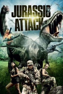 Atak jurajski / Jurassic Attack