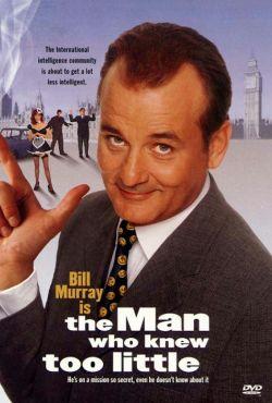 Człowiek, który wiedział za mało / The Man Who Knew Too Little