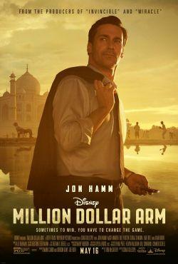 Ramię za milion dolarów / Million Dollar Arm