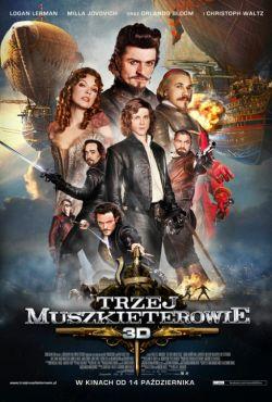 Trzej muszkieterowie / The Three Musketeers