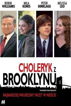 Choleryk z Brooklynu / The Angriest Man in Brooklyn