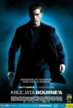 Krucjata Bourne'a / The Bourne Supremacy