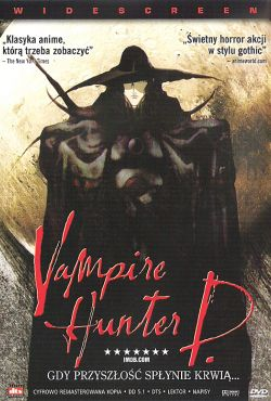 Vampire Hunter D / Kyūketsuki Hunter D