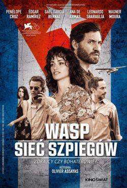 WASP. Sieć szpiegów / Wasp Network