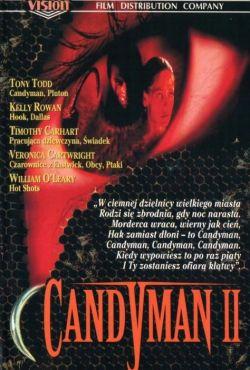 Candyman 2: Pożegnanie z ciałem / Candyman 2: Farewell to the Flesh