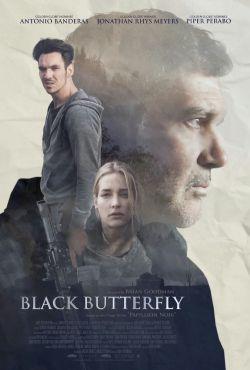 Czarny motyl / Black Butterfly