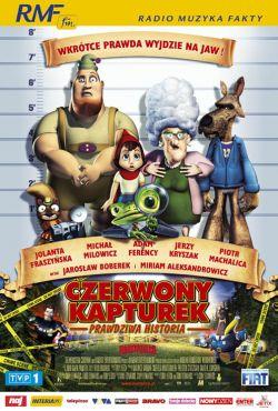 Czerwony Kapturek - Prawdziwa historia / Hoodwinked!