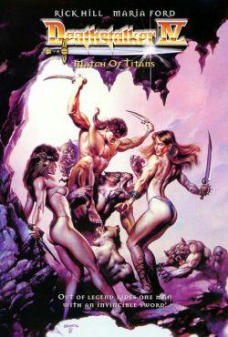 Łowca śmierci 4: Starcie z Tytanami / Deathstalker IV: Match of Titans