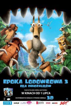 Epoka lodowcowa 3: Era dinozaurów / Ice Age: Dawn of the Dinosaurs