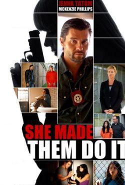 Poszukiwana Sarah Pender / She Made Them Do It