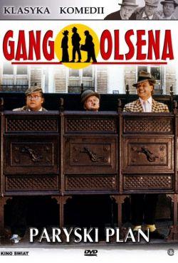 Gang Olsena - Paryski plan / Olsen-Banden over alle bjerge