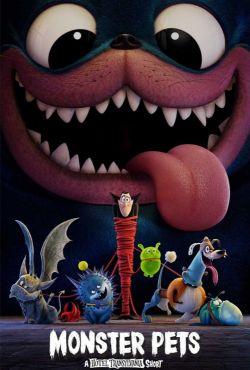 Potworne zwierzaki z Hotelu Transylwania / Monster Pets: A Hotel Transylvania