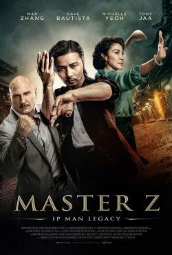 Mistrz Z: W cieniu Ip Mana / Ye Wen Xi Lie Zhi Zhang Tian Zhi