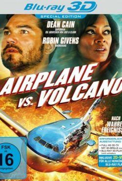Samolot kontra wulkan / Airplane vs Volcano