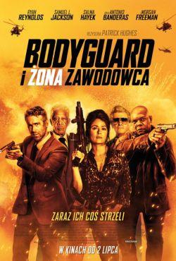Bodyguard i żona zawodowca / The Hitman's Wife's  Bodyguard
