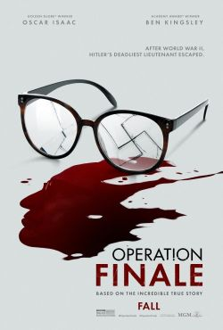 Ostateczna operacja / Operation Finale
