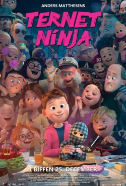 Ninja w kratkę / Ternet Ninja