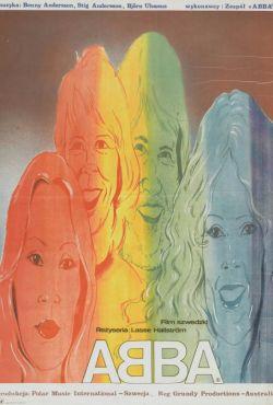 ABBA. Film / ABBA: The Movie