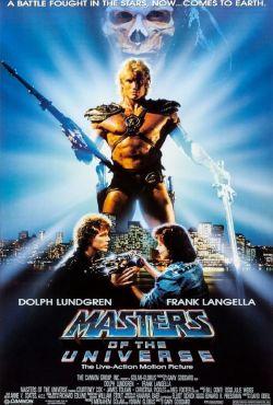Władcy Wszechświata / Masters of the Universe