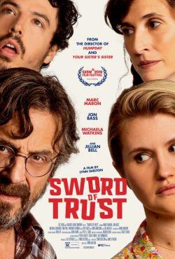 Miecz zaufania / Sword of Trust