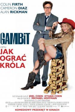 Gambit, czyli jak ograć króla / Gambit