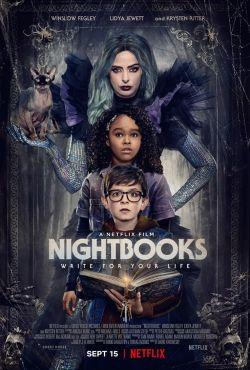 Straszne historie / Nightbooks