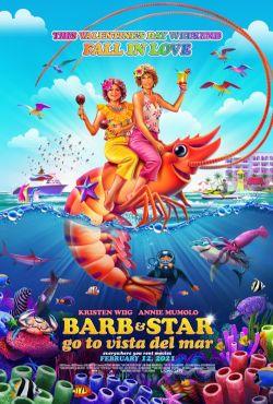 Barb i Star jadą do Vista Del Mar / Barb and Star Go to Vista Del Mar