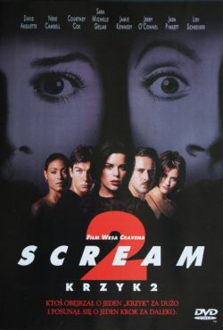 Krzyk 2 / Scream 2